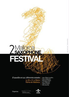 II Mallorca Saxophone Festival