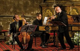 Concerto de Wilbert Hazelzet e Harmonía Artificiosa