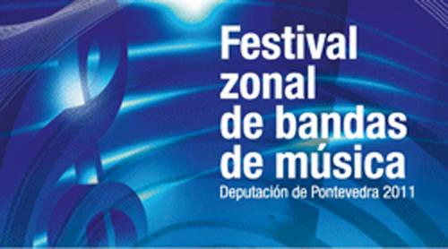 I Festival Zonal da Deputación de Pontevedra: 1ª Xornada